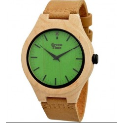 Zzero - Orologio Green Time Color Wood - ZW027A