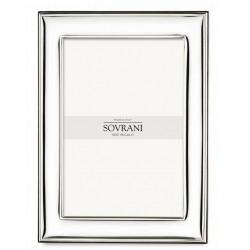 Sovrani - Cornice Bilaminato Argento - W425