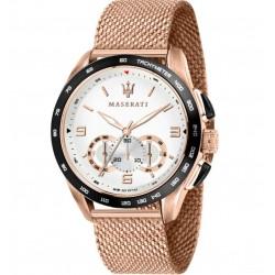 Maserati - Orologio Cronografo Uomo Traguardo - R8873612011