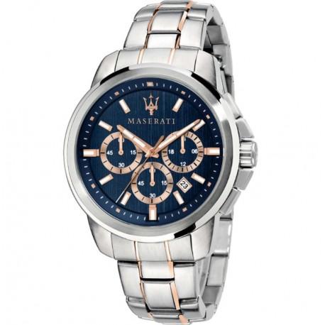 Maserati  - Orologio Cronografo Uomo Successo - R8873621008