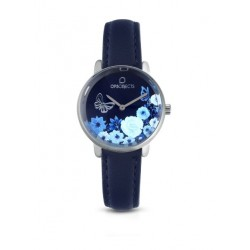 Ops Objects - Orologio Solo Tempo Donna Bold Flower - OPSPW-556