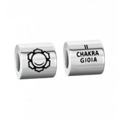 """Stroili - Elemento Componibile Uomo""""Chakra Gioia"""" In Acciaio e Smalto Man Code - 1661405"""