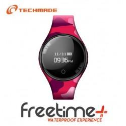 Techmade - Bracciale Orologio SmartFit - TM-FREETIME-CAM3