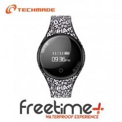 Techmade - Bracciale Orologio SmartFit - TM-FREETIME-WRIT