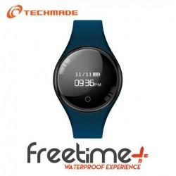 Techmade - Bracciale Orologio SmartFit Dark Blue - TM-FREETIME-DB