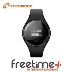 Techmade - Bracciale Orologio SmartFit Nero - TM-FREETIME-BK