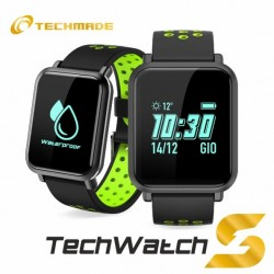 Techmade - Orologio Smartwatch S1  - TECHWATCHS1-GR