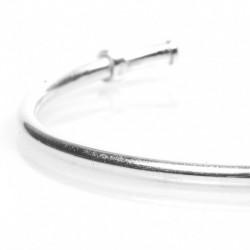 Tedora - Bracciale Rigido in argento componibile - RIG 5,5