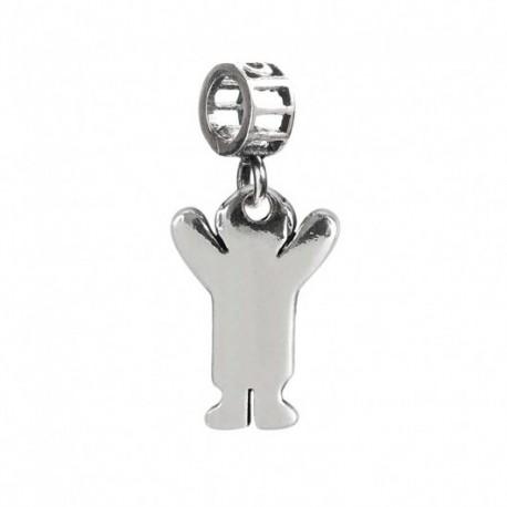 Tedora  Charm in argento 925 Ragazzo  - RP016