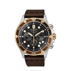 Vagary By Citizen - Orologio Cronografo Uomo Aqua Diver - IV4-331-50