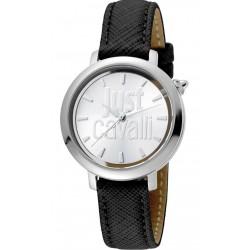 Just Cavalli - Orologio Da Donna Solo Tempo Logo - JC1L007L0015