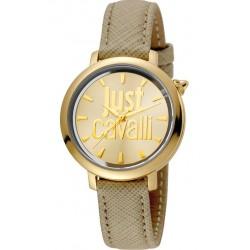 Just Cavalli - Orologio Da Donna Solo Tempo Logo - JC1L007L0025