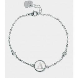 Osa Jewels - Bracciale a Catena Personalizzabile Con Iniziali o Simboli - 7028-A