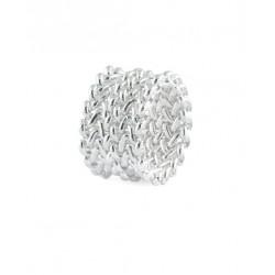 Unoaerre - Anello in Bronzo Bianco - 000EXA0620000