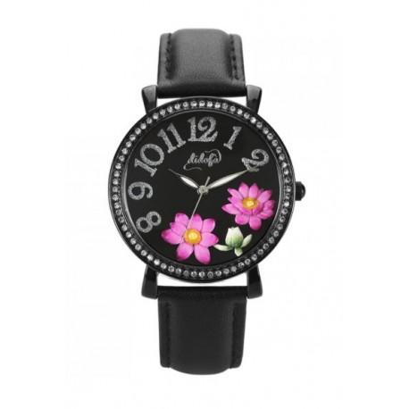 Didofà  - Orologio Donna 3D Lake Flowers - DF-3020C