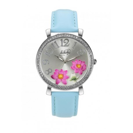 Didofà - Orologio Donna 3D Lake Flowers - DF-3020A