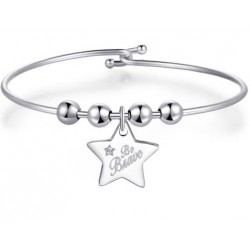 S'agapò - Bracciale Rigido Donna Be My Always - SBM38