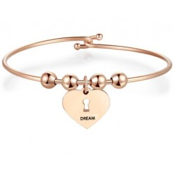 S'agapò - Bracciale Rigido Donna Be My Always - SBM46