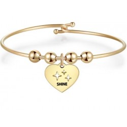 S'agapò - Bracciale Rigido Donna Be My Always - SBM47