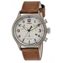 Timex - Orologio Cronografo Uomo Waterbury Collection - TW2R38300