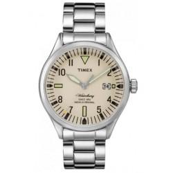 Timex - Orologio Solo Tempo Uomo Waterbury - TW2P83900BR