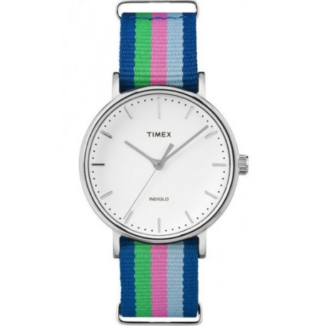 Timex  - Orologio Solo Tempo Donna Weekender - TW2P91700