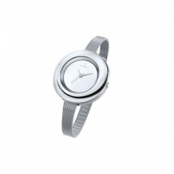 Ops Objects - Orologio  Donna  Lux Milano Silver - OPSPW-328