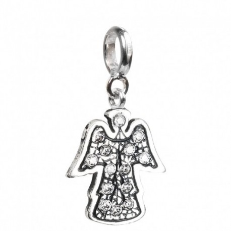 Tedora  -Charm in Argento 925  Angelo - RS010
