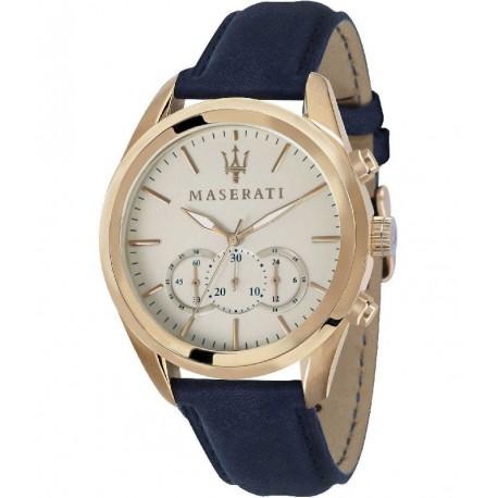 Maserati - Orologio Cronografo Uomo Traguardo - R8871612016