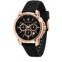 Maserati - Orologio Cronografo Uomo  Successo - R8871621012