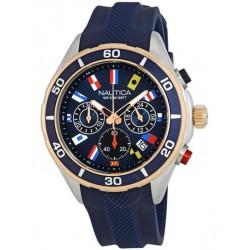 Nautica - Orologio Uomo Blue Navy - NAD16557G