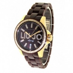 Liu Jo - Orologio Donna Marrone E Oro Luxury Bcool - TLJ254
