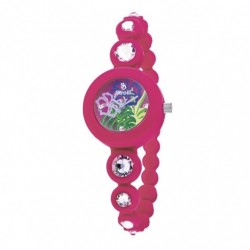Stroili - Orologio Da Donna So Funny  Flower  in Silicone - B0656-17