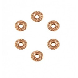 Stroili - Love Beats Kit 6 Ciambelline Diamantate in Argento Rosè - 1623211